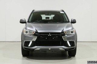 2019 Mitsubishi ASX XC MY19 ES (2WD) Grey Continuous Variable Wagon.
