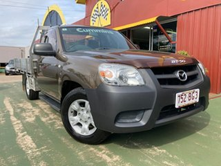 2009 Mazda BT-50 UNY0W4 DX 4x2 5 Speed Manual Cab Chassis.