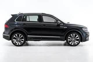 2018 Volkswagen Tiguan 5N MY18 162TSI DSG 4MOTION Highline Black 7 Speed