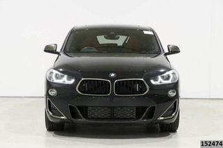 2019 BMW X2 F39 MY19 M35I Sapphire Black 8 Speed Automatic Steptronic Wagon.