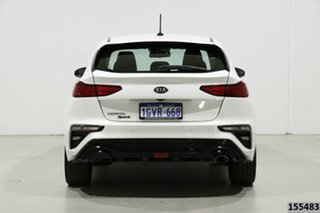 2019 Kia Cerato BD MY19 Sport NAV White 6 Speed Automatic Hatchback