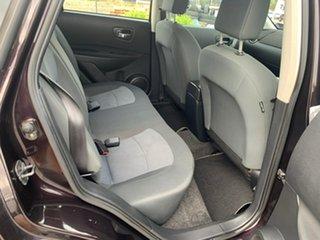 2012 Nissan Dualis J10 Series 3 ST (4x2) Black 6 Speed Manual Wagon