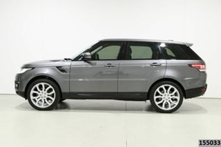 2015 Land Rover Range Rover LW MY15.5 Sport 3.0 TDV6 SE Grey 8 Speed Automatic Wagon