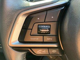 2018 Subaru Impreza G5 MY19 2.0i-S CVT AWD Black 7 Speed Constant Variable Sedan