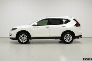2018 Nissan X-Trail T32 Series 2 ST-L 7 Seat (2WD) White Continuous Variable Wagon