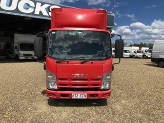 2012 Isuzu NLR Red Pantech 3.0l.