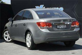 2009 Holden Cruze JG CDX Grey 5 Speed Manual Sedan