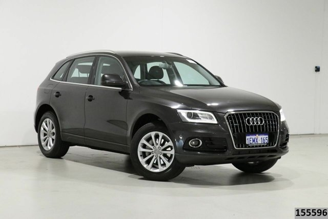 Used Audi Q5 8R MY14 2.0 TFSI Quattro Bentley, 2014 Audi Q5 8R MY14 2.0 TFSI Quattro Grey 8 Speed Automatic Wagon