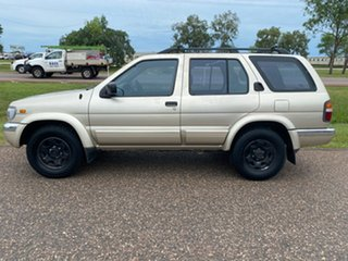 1998 Nissan Pathfinder WX TI Gold 4 Speed Automatic Wagon