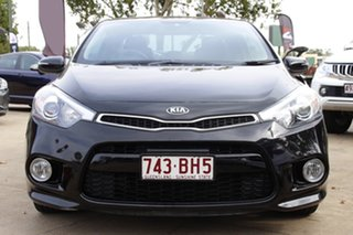 2013 Kia Cerato YD MY14 Koup SI Black 6 Speed Sports Automatic Coupe