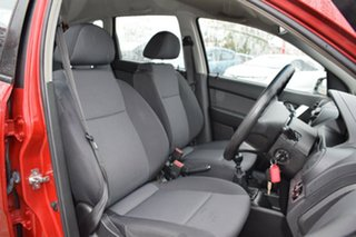 2011 Holden Barina TK MY11 Red 5 Speed Manual Hatchback