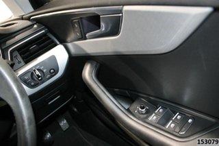 2016 Audi A4 F4 (B9) 2.0 TFSI S Tronic Sport White 7 Speed Auto Dual Clutch Sedan