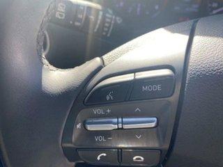 2017 Hyundai Kona OS MY18 Active D-CT AWD Lake Silver 7 Speed Sports Automatic Dual Clutch Wagon