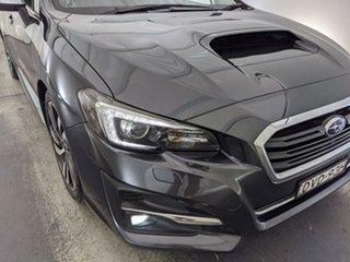 2017 Subaru Levorg V1 MY18 2.0 GT-S CVT AWD Grey 8 Speed Constant Variable Wagon.