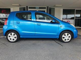 2011 Suzuki Alto GF GL Blue 4 Speed Automatic Hatchback.