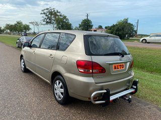 2002 Toyota Avensis Verso ACM20R GLX Gold 4 Speed Automatic Wagon