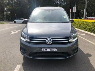 2020 Volkswagen Caddy 2K MY20 TSI220 Maxi DSG Comfortline Grey 7 Speed Sports Automatic Dual Clutch.