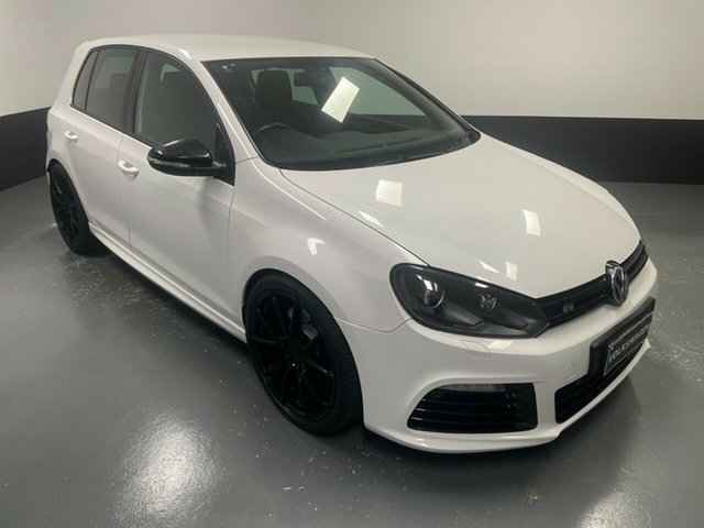 Used Volkswagen Golf VI MY12.5 R DSG 4MOTION Hamilton, 2012 Volkswagen Golf VI MY12.5 R DSG 4MOTION 6 Speed Sports Automatic Dual Clutch Hatchback