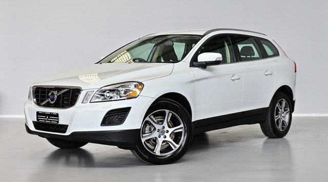 Used Volvo XC60 DZ MY12 T6 Geartronic AWD Teknik Thomastown, 2011 Volvo XC60 DZ MY12 T6 Geartronic AWD Teknik White 6 Speed Sports Automatic Wagon