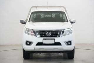 2016 Nissan Navara D23 RX White 7 Speed Sports Automatic Utility.