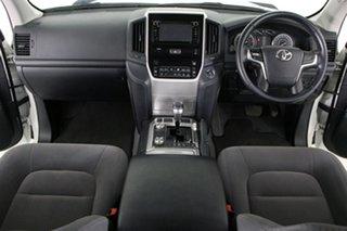 2018 Toyota Landcruiser VDJ200R MY16 GXL (4x4) Pearl White 6 Speed Automatic Wagon