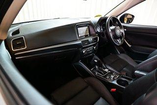2015 Mazda CX-5 KE1032 Akera SKYACTIV-Drive AWD Silver 6 Speed Sports Automatic Wagon