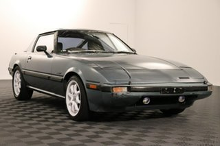1984 Mazda RX7 SA22C (S3) Limited Blue 5 speed Manual Coupe.
