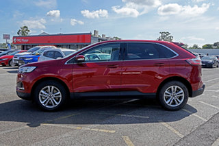 2018 Ford Endura CA 2019MY Trend Red 8 Speed Sports Automatic Wagon