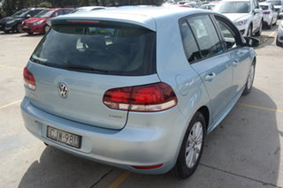 2011 Volkswagen Golf VI MY11 BlueMOTION Blue 5 Speed Manual Hatchback