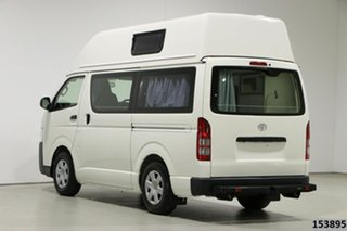 2019 Toyota HiAce KDH201R MY16 LWB White 4 Speed Automatic Van