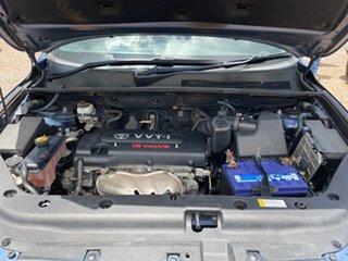 2006 Toyota RAV4 ACA33R CV Blue 4 Speed Automatic Wagon