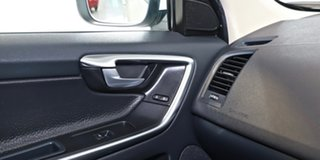 2011 Volvo XC60 DZ MY12 T6 Geartronic AWD Teknik White 6 Speed Sports Automatic Wagon