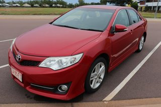 2013 Toyota Camry ASV50R Atara R Wildfire 6 Speed Automatic Sedan