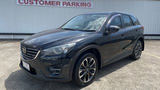 2015 Mazda CX-5 KE1032 Akera SKYACTIV-Drive AWD Jet Black 6 Speed Sports Automatic Wagon.
