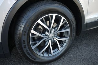 2016 Volkswagen Tiguan 5N MY17 110TSI DSG 2WD Comfortline 6 Speed Sports Automatic Dual Clutch Wagon