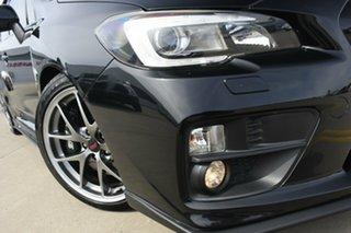2015 Subaru WRX MY15 STI Premium (AWD) Crystal Black 6 Speed Manual Sedan.