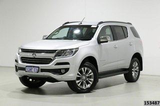 2019 Holden Trailblazer RG MY20 LTZ (4x4) Silver 6 Speed Automatic Wagon.
