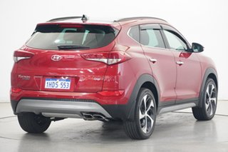 2018 Hyundai Tucson TLE2 MY18 Highlander AWD Red 6 Speed Sports Automatic Wagon