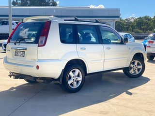 2005 Nissan X-Trail TI White Automatic Wagon