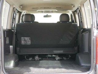 2015 Toyota HiAce KDH201V Super GL Grey Automatic Van