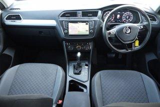 2016 Volkswagen Tiguan 5N MY17 110TSI DSG 2WD Comfortline 6 Speed Sports Automatic Dual Clutch Wagon.