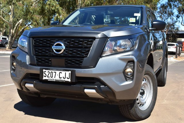 Demo Nissan Navara D23 MY21 SL St Marys, 2021 Nissan Navara D23 MY21 SL Slate Grey 7 Speed Sports Automatic Utility