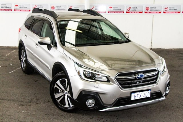 Pre-Owned Subaru Outback MY20 3.6R AWD Myaree, 2020 Subaru Outback MY20 3.6R AWD Continuous Variable Wagon