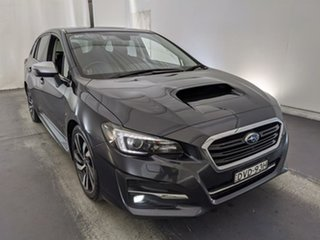 2017 Subaru Levorg V1 MY18 2.0 GT-S CVT AWD Grey 8 Speed Constant Variable Wagon.