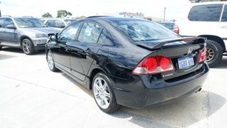 2008 Honda Civic 8th Gen MY08 Sport Black 5 Speed Manual Sedan