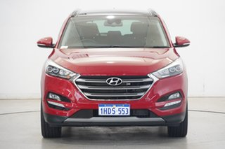 2018 Hyundai Tucson TLE2 MY18 Highlander AWD Red 6 Speed Sports Automatic Wagon.