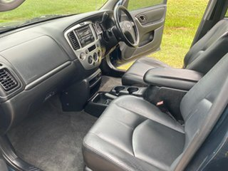 2004 Mazda Tribute MY2004 Luxury Green 4 Speed Automatic Wagon