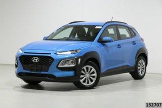 2019 Hyundai Kona OS.2 MY19 GO (FWD) Blue 6 Speed Automatic Wagon.