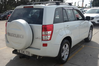 2007 Suzuki Grand Vitara JB Type 2 Silver 5 Speed Manual Wagon