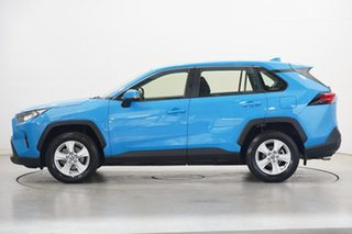 2019 Toyota RAV4 Mxaa52R GX 2WD Eclectic Blue 10 Speed Constant Variable Wagon.